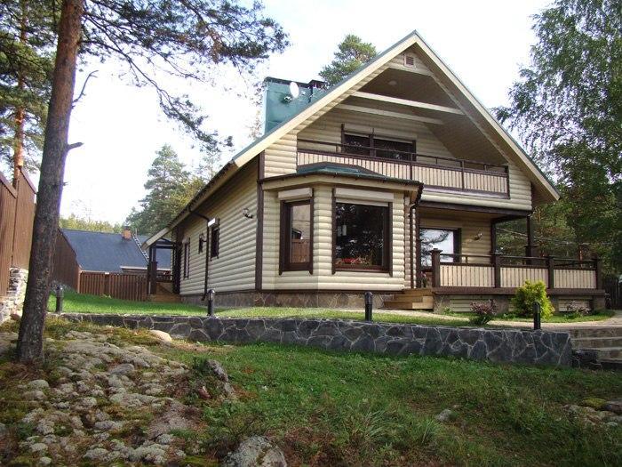 Case Di Tronchi Canadesi : Case in legno domus trade case in legno in legno massiccio e